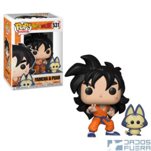 Funko Pop Dragon Ball Z Dados Fuera