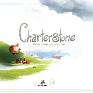 Charterstone Maldito Games Dados Fuera