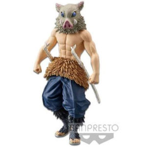 Inosuke Demon Slayer Kimetsu no Yaiba Banpresto Dados Fuera