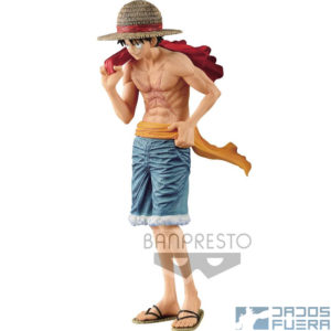 Luffy One Piece Banpresto Dados Fuera