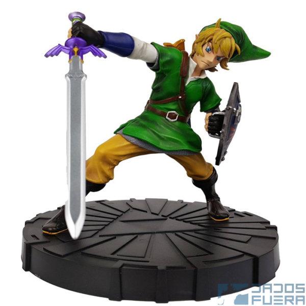 The Legend of Zelda Together Plus Dados Fuera