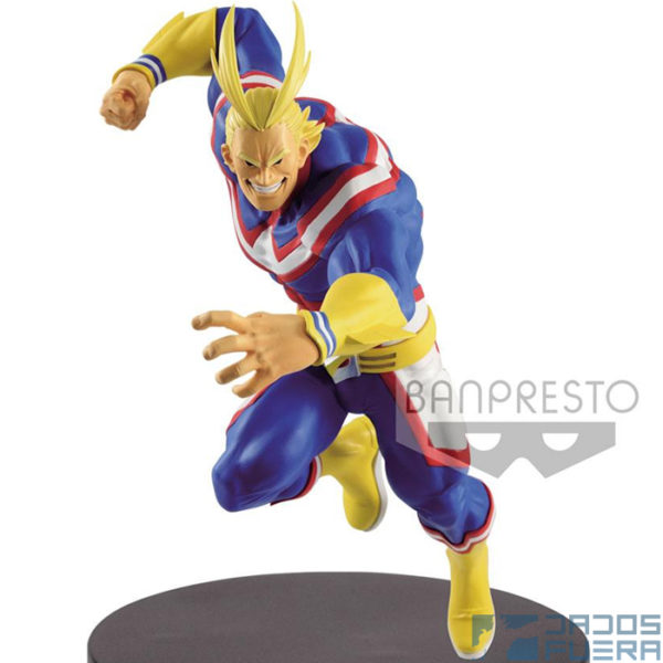 All Might My Hero Academia Banpresto Dados Fuera