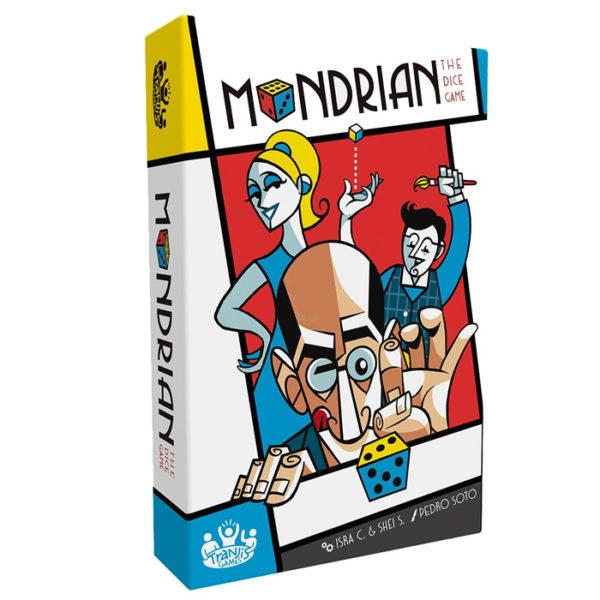 Mondrian Tranjis Games Dados Fuera