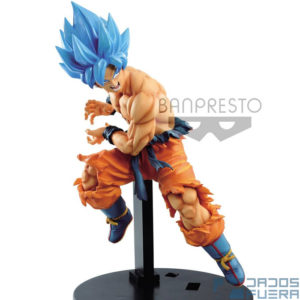 Son Goku Dragon Ball Super Banpresto Dados Fuera