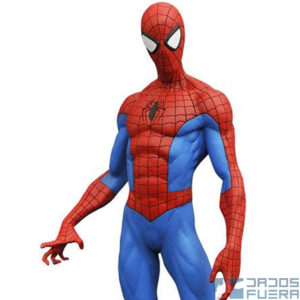 Spiderman Diamond Dados Fuera