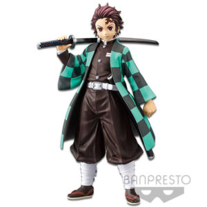 Tanjiro Demon Slayer Kimetsu no Yaiba Banpresto Dados Fuera