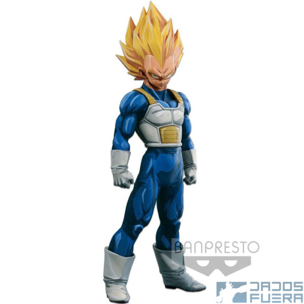 Vegeta Dragon Ball Z Banpresto Dados Fuera