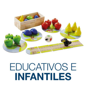 Educativos e Infantiles