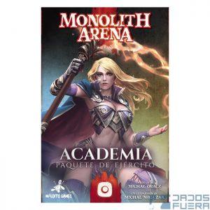 Monoliith Arena Academia