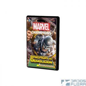 Marvel Champions LCG Brigada de Demolición