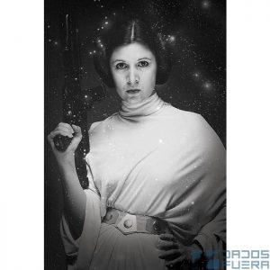 Star Wars Princesa Leia Carrie Fisher