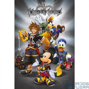 Kingdom Hearts Square Enix Disney